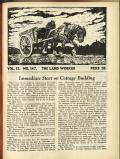 1931-08: 'Immediate start on cottage building'