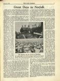 1931-08: 'Great days in Norfolk' - Fakenham demonstration