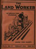 1934-02: 'To speed the plough - raise the wages'