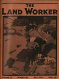 1934-07: The Land Worker: a rural scene