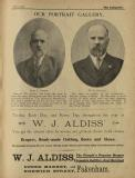1916-07: 'Our portrait gallery' - John A. Arnett and W.G. Cooling