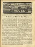 1925-04: 'A woman at work in the villages' by Mrs Uzzell