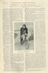 The Cycling World Illustrated, 17 June 1896