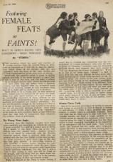 Cycling, 20 June 1930