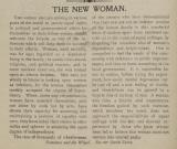The Lady Cyclist, 22 Aug 1896
