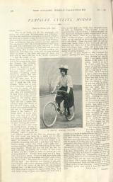 The Cycling World Illustrated, 1 Jul 1896