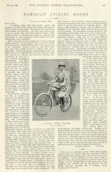 The Cycling World Illustrated, 15 Jul 1896