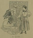 The Lady Cyclist, Jun 1896