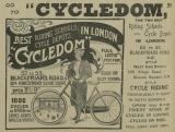The Lady Cyclist, Mar 1896