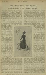 The Hub, 30 Oct 1897