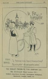 The Lady Cyclist, 26 Sep 1896