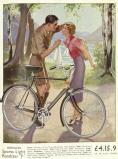 Hercules Cycle Magazine, c.1935