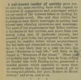The Hub, 5 September 1896