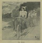 The Lady Cyclist, 19 September 1896