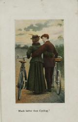 Postcard, 1908