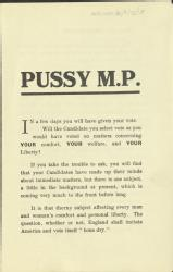Pussy MP [MSS.420/BS/7/12/19]