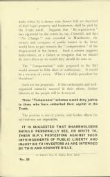Most important. To debenture holders and shareholders in brewery companies [MSS.420/BS/7/12/33]