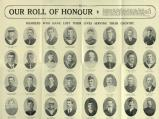 [1914] Roll of Honour