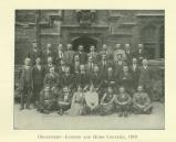 [1919] Organisers, London and Home Counties