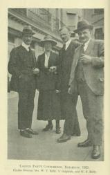 [1921] Labour Party conference, Brighton
