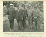 [1921] Conference of Second International at Workers' Union Chief Office, 1922