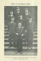 [1911] Strike at the Dowlais Works