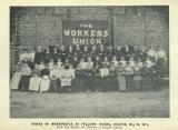 [1911] Strike of workpeople at Fellows' Works, Bilston