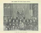 [1911] New banner for South Wales District