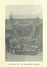 [1912] Unfurling of the Manchester banner