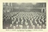 [1913] Meeting of members of Burton on Trent branch of brewery workers