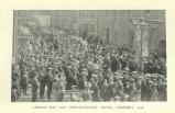 [1913] Labour May Day demonstration, Yeovil, 1914