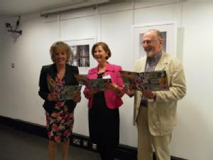 Dame Esther Rantzen & 2 other participants