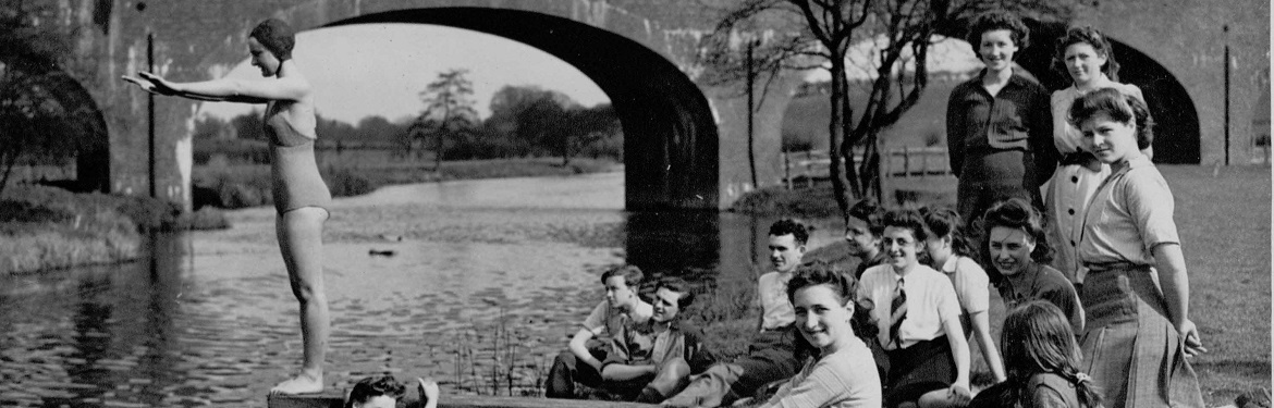 Image of scene by River Leam