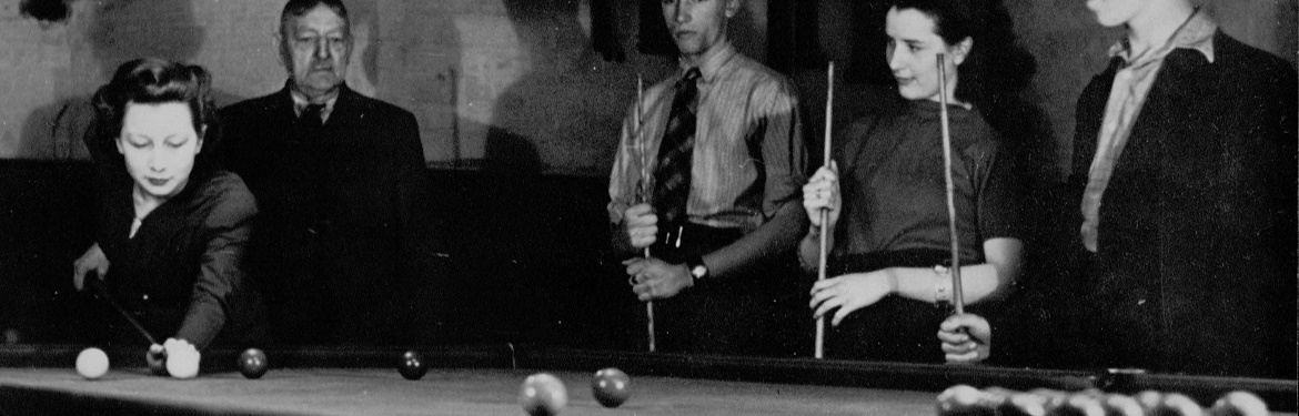 Image of snooker lesson