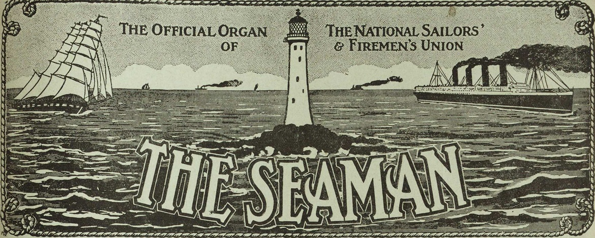 The Seaman, 1914-1918: Index of names