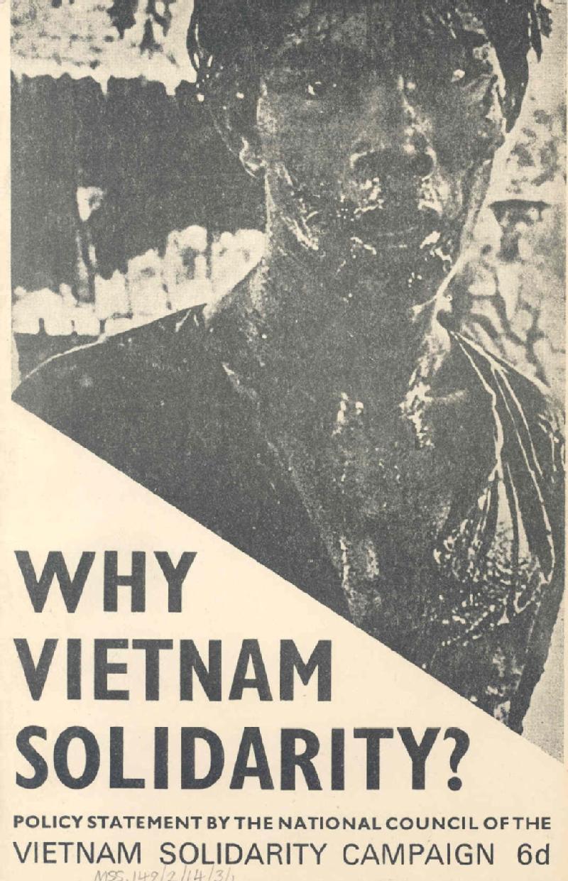 anti-war movement in vietnam essay