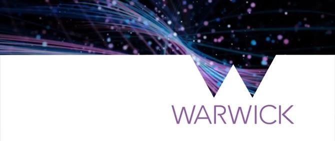 Warwick keyline image with W logo