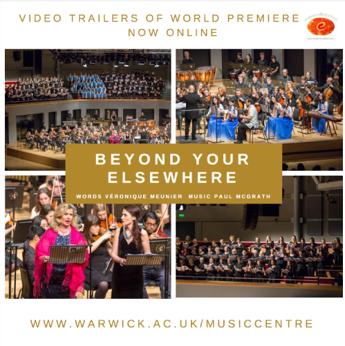 Warwick Music Centre Westwood Room Booking
