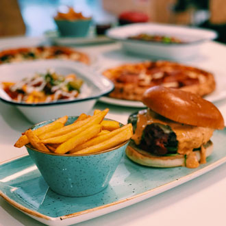Cafes, restaurants & bars on campus | Warwick Retail