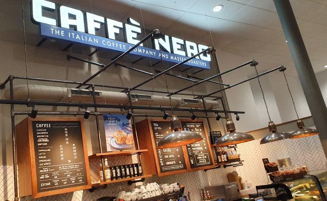 Caffè Nero At The Sports Hub Warwick Retail