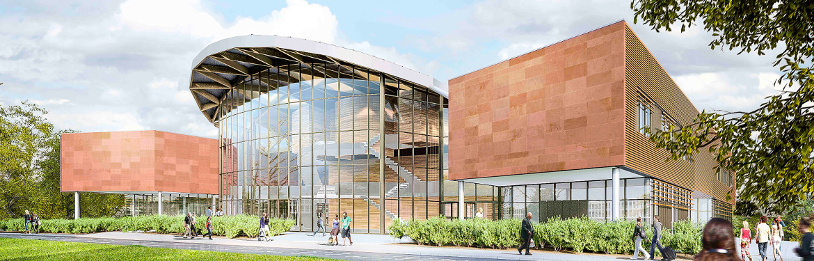 New Teaching & Learning Building