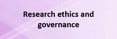Research ethics and governance