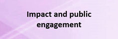Impact and public engagement