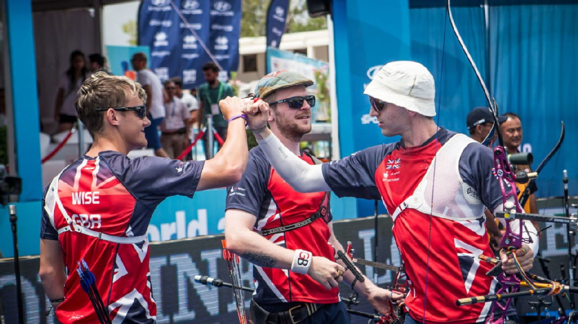 british archery team