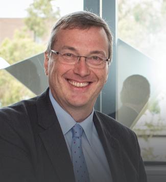 Vice Chancellor, Stuart Croft