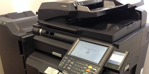networked printing