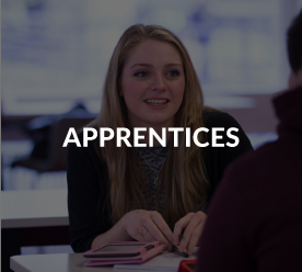 Apprentices image box and link to apprentices page