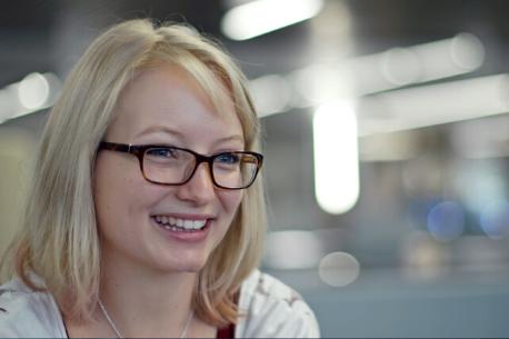 Sabine, current student