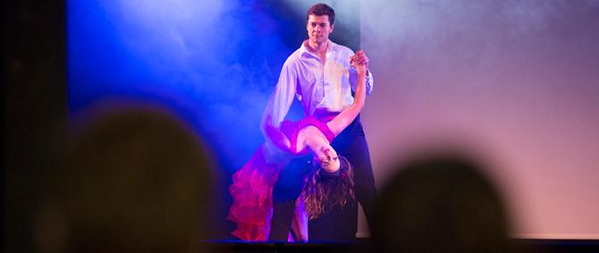 dancers - entertainment
