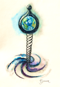 All the worlds a phage by Dr Ellie Jameson